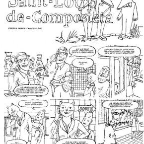 23 Work by Verena Braun, member of German Comic Club Orang