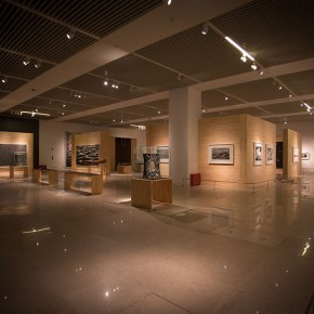 27 View of Notations of Time Chen Qi Art Exhibition 290x290 - Notations of Time: Chen Qi Art Exhibition Solemnly Opened at the National Museum of China