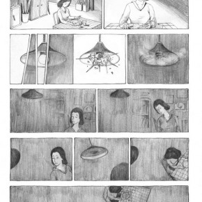 """34 Work by Maotiaogao(Cat Jumping High), member of """"Special Comix"""", a comic community at Chinese district"""