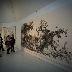 "35 View of the opening ceremony of ""Inheritance of Brush and Ink – Four Decades of Zhang Lichen's Teaching"" 290x290 - ""Inheritance of Brush and Ink – Four Decades of Zhang Lichen's Teaching"" Grandly Inaugurated at CAFAM"