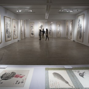 "38 View of the opening ceremony of ""Inheritance of Brush and Ink – Four Decades of Zhang Lichen's Teaching"" 290x290 - ""Inheritance of Brush and Ink – Four Decades of Zhang Lichen's Teaching"" Grandly Inaugurated at CAFAM"