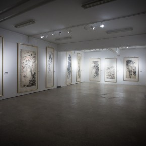 "39 View of the opening ceremony of ""Inheritance of Brush and Ink – Four Decades of Zhang Lichen's Teaching"" 290x290 - ""Inheritance of Brush and Ink – Four Decades of Zhang Lichen's Teaching"" Grandly Inaugurated at CAFAM"