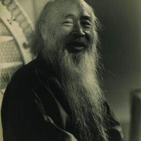 """Lang Ching-shan, """"Zhang Daqian"""", 37.8 x 30.5 cm, 1950s"""