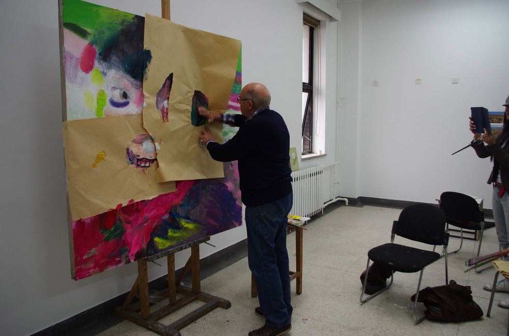 Noted American Contemporary Painter John Walker Invited to