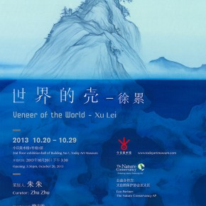 Poster of Veneer of the World3 290x290 - Veneer of the World: Xu Lei Solo Exhibition at Today Art Museum