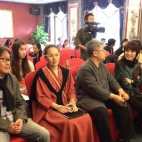 """Press Conference of """"Travelling to the Wonderland"""" in Beijing 02 290x290 - Travelling to the Wonderland: A New Installation by Xu Bing to be Presented at the V&A Museum"""