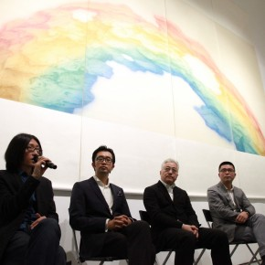 Press Conference of Veneer of the World 290x290 - Veneer of the World: Xu Lei Solo Exhibition at Today Art Museum