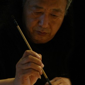 Shi Hus Portrait 01 290x290 - Largest Solo Exhibition of Shi Hu to be Unveiled at the National Art Museum of China