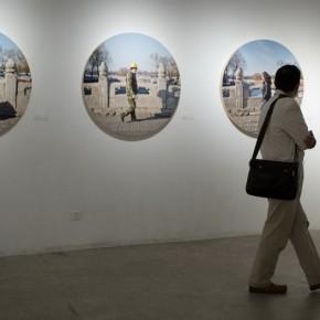 """View of """"Elegant Ancient Bridges Guan Guangzhi Guan Naiping Zhai Xinjian and Zhai Bo's Exhibition"""" 10 290x290 - Elegant Ancient Bridges – Guan Guangzhi, Guan Naiping, Zhai Xinjian and Zhai Bo's Exhibition at CAFA"""