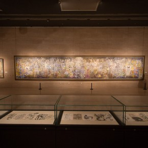 "View of the ""Beijing Exhibition of Chinese Painting and Calligraphy by Shi Hu"" 15 290x290 - Beijing Exhibition of Chinese Painting and Calligraphy by Shi Hu grandly opened at National Art Museum of China"