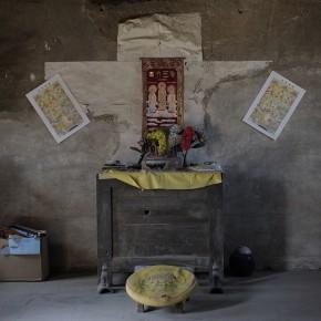 Wang Chuan Three Saints of the West 60x40cm 290x290 - Wang Chuan: Colorful Solo Exhibit at Pékin Fine Arts Beijing