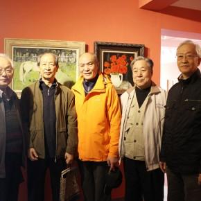 Xing Guozhen's classmates in lifetime