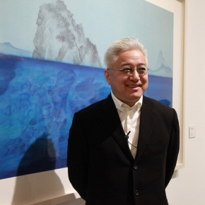 Xu Lei at the Opening of Veneer of the World 290x290 - Veneer of the World: Xu Lei Solo Exhibition at Today Art Museum