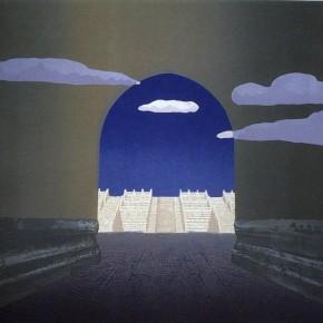 "Zhang-Guilin,-""Altar"",-serigraphy,-41"