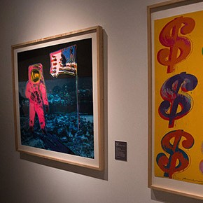"Traveling exhibition of ""Andy Warhol: 15 Minutes Eternal"" at CAFA Art Museum"