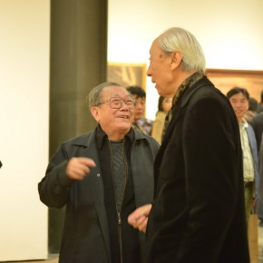 04 Large scale Retrospective Exhibition of Zhong Han Grandly Unveiled at the Art Museum of the Chinese Academy of Oil Painting 290x290 - Large-scale Retrospective Exhibition of Zhong Han Grandly Unveiled at the Art Museum of the Chinese Academy of Oil Painting