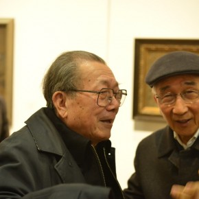 05 Large scale Retrospective Exhibition of Zhong Han Grandly Unveiled at the Art Museum of the Chinese Academy of Oil Painting 290x290 - Large-scale Retrospective Exhibition of Zhong Han Grandly Unveiled at the Art Museum of the Chinese Academy of Oil Painting
