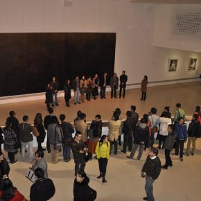 "07 The Second Exhibition of Touring ""Unspoken Understanding – Works by Xu Bing's Postgraduate Students"" Opened at the Enjoy Museum of Art Beijing 290x290 - The Second Touring ""Unspoken Understanding – Works by Xu Bing's Postgraduate Students"" Opened at the Enjoy Museum of Art, Beijing"
