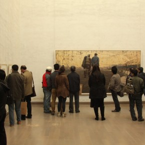 08 Large scale Retrospective Exhibition of Zhong Han Grandly Unveiled at the Art Museum of the Chinese Academy of Oil Painting 290x290 - Large-scale Retrospective Exhibition of Zhong Han Grandly Unveiled at the Art Museum of the Chinese Academy of Oil Painting