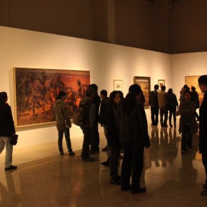 09 Large scale Retrospective Exhibition of Zhong Han Grandly Unveiled at the Art Museum of the Chinese Academy of Oil Painting 290x290 - Large-scale Retrospective Exhibition of Zhong Han Grandly Unveiled at the Art Museum of the Chinese Academy of Oil Painting
