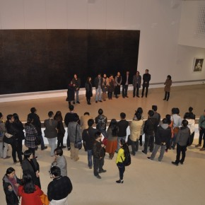 "09 The Second Exhibition of Touring ""Unspoken Understanding – Works by Xu Bing's Postgraduate Students"" Opened at the Enjoy Museum of Art Beijing 290x290 - The Second Touring ""Unspoken Understanding – Works by Xu Bing's Postgraduate Students"" Opened at the Enjoy Museum of Art, Beijing"