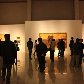 10 Large scale Retrospective Exhibition of Zhong Han Grandly Unveiled at the Art Museum of the Chinese Academy of Oil Painting 290x290 - Large-scale Retrospective Exhibition of Zhong Han Grandly Unveiled at the Art Museum of the Chinese Academy of Oil Painting
