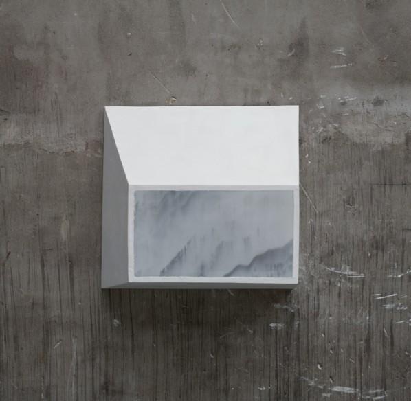 Not Vital, Landscape, 2011; marble, plaster, 54 x 57.2 x 25.5cm Courtesy the artist and Galerie Urs Meile, Beijing-Lucerne