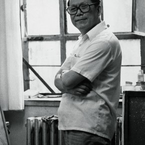 Portrait of Zhong Han 01 290x290 - Large-scale Retrospective Exhibition of Zhong Han Grandly Unveiled at the Art Museum of the Chinese Academy of Oil Painting