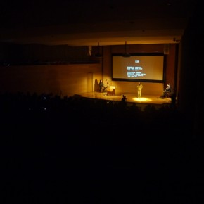 """View of """"The Soul Has a Pair of Wings"""" Night of Poetry Recital 05"""