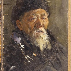 Work by Zhong Han 12 290x290 - Large-scale Retrospective Exhibition of Zhong Han Grandly Unveiled at the Art Museum of the Chinese Academy of Oil Painting