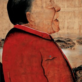 "Zhu Wei ""China China"" 90 x 63 cm 1997 290x290 - Representative Ink Paintings by Zhu Wei Presented by Today Art Museum"