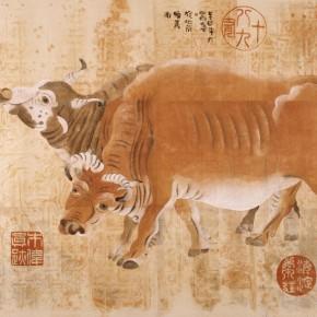 "Zhu Wei ""China Diary No.52"" 196 x 265 cm 2001 290x290 - Representative Ink Paintings by Zhu Wei Presented by Today Art Museum"