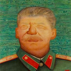 "Zhu Wei ""Mountain Across the River"" 90 x 62 cm 2012 290x290 - Representative Ink Paintings by Zhu Wei Presented by Today Art Museum"