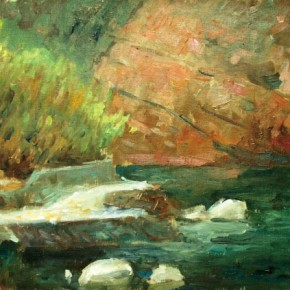 01 Yi Ying The Real Difficulties and Possibilities in Landscape Oil PaintingsPart I 290x290 - Yi Ying: The Real Difficulties and Possibilities in Landscape Oil Paintings(Part I)