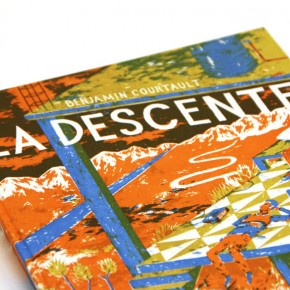 08 Best Illustration La Descente 01 290x290 - The 3rd edition of ART BOOKS WANTED International Award 2014 organized by EDITION LIDU call for entries