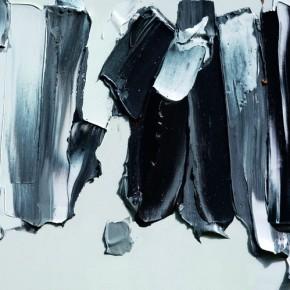 "09 Burigude Zhang, ""Free and Easy"", acrylic on canvas, 61 x 122 cm, 2009"