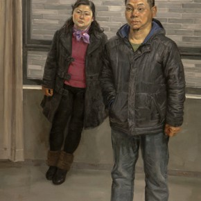 """10 Work by Sun Wengang  290x290 - """"2013 Chinese Academy of Oil Painting Exhibition"""" About to Open at Art Museum of Chinese Academy of Oil Painting"""