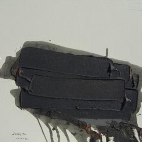 "19 Burigude Zhang, ""Static State"", acrylic on canvas, 75 x 100 cm, 2012"