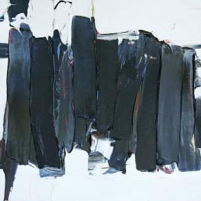 "21 Burigude Zhang, ""Growing Strongly"", acrylic on canvas, 91 x 122 cm, 2009"