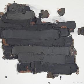"""24 Burigude Zhang, """"Hengyang"""", acrylic on canvas, 80 x 100 cm, 2011"""
