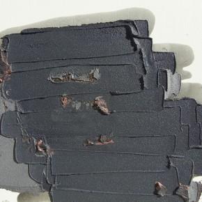 """28 Burigude Zhang, """"Permanent Basis"""", acrylic on canvas, 75 x 100 cm, 2012"""