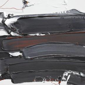"29 Burigude Zhang, ""Constant"", acrylic on canvas, 80 x 100 cm, 2009"