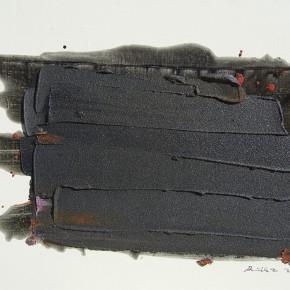 "30 Burigude Zhang, ""Constant"", acrylic on canvas, 75 x 100 cm, 2012"