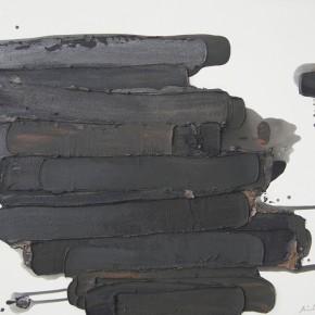 """31 Burigude Zhang, """"Permanent"""", acrylic on canvas, 100 x 140 cm, 2011"""