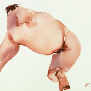 Body 2013 No.3, 36 x 26 cm