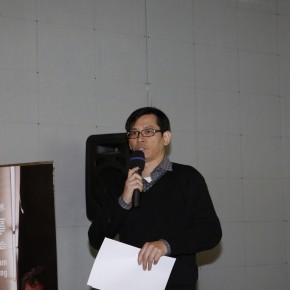 """Dr. Yang Xinyi chaired the symposium 290x290 - International Symposium on """"Background Story"""" by Xu Bing"""