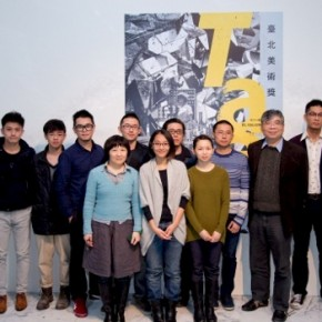 Group Photo of 2013 Taipei Art Awards 290x290 - Artworks by Twelve Finalists of 2013 Taipei Art Awards on Display at Taipei Fine Arts Museum