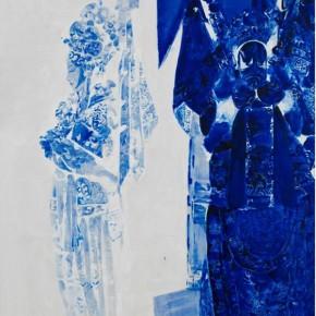 Kang-Lei,-Distance-No.6,-2013;-Tempera,-200x140cm