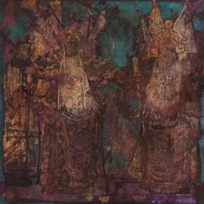 Li-Xuefeng,-Man-in-the-Mirror-Series-No.1,-2013;-Tempera,-200x200cm