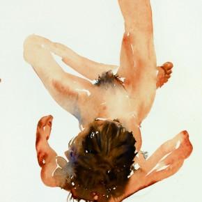 Male Body 2012 No.12, 55 x 46 cm